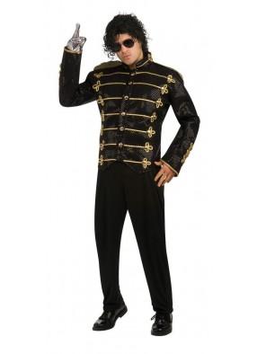 Черный милитари пиджак Майкла Джексона