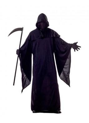 Черное одеяние жуткой смерти