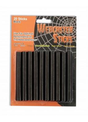 Черные патроны для создания паутины