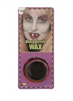Черный грим для зубов