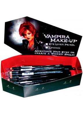 Черный карандаш для макияжа