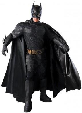 Черный костюм Бэтмена deluxe