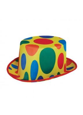 Цилиндр клоуна из бродячего цирка