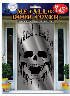 Декорация Черепа на дверь