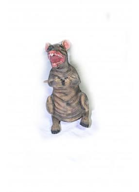 Декорация Крыса на двух лапках 27 см фото