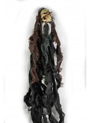 Декорация подвесной скелет в лохмотьях фото