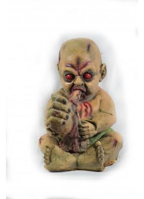 Декорация Ребенок поедающий чужую руку фото