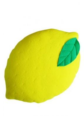 Декоративная подушка Лимон