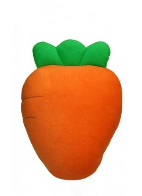 Декоративная подушка Морковка