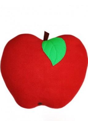 Декоративная подушка Яблоко красное