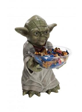 Держатель для конфетной чашки Йода фото