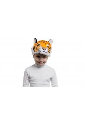 Детская карнавальная шапочка тигра Шерхана
