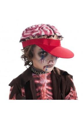 Детская кепка зомби