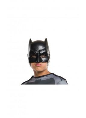 Детская маска Бэтмена на пол лица фото