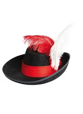 Детская шляпа мушкетера