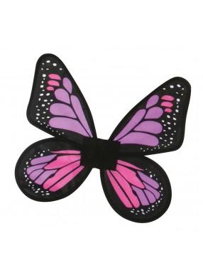 Детские крылья цвета фуксии фото