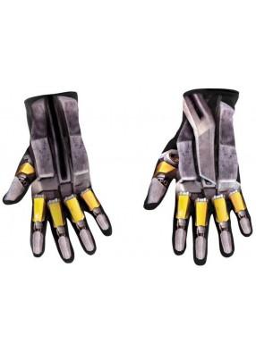 Детские перчатки Бамблби