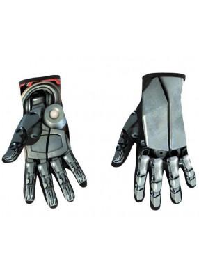 Детские перчатки Оптимус Прайм