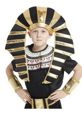 Детский головной убор фараона