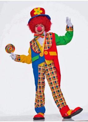 Детский костюм городского клоуна