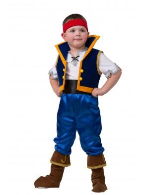 Детский костюм пирата Джейка фото