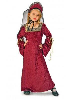 Детский костюм придворной леди