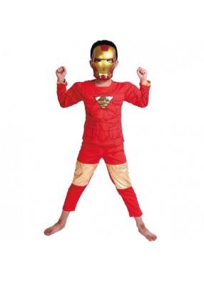 Детский костюм Айрон Мэна фото