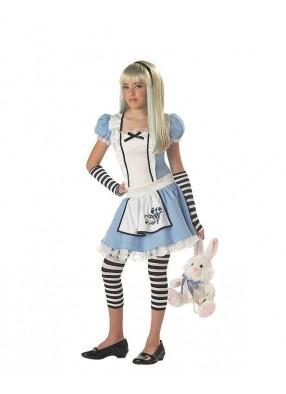 Детский костюм Алисы из страны Чудес
