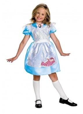 Детский костюм Алисы с котом