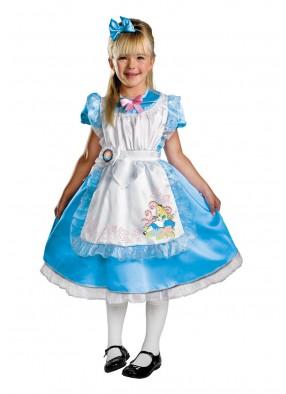 Детский костюм Алисы в стране чудес
