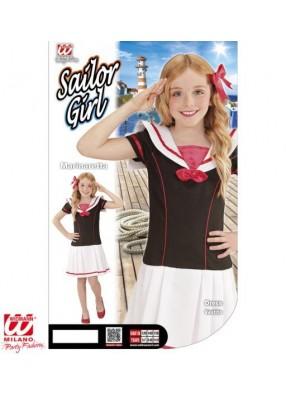Детский костюм английской морячки