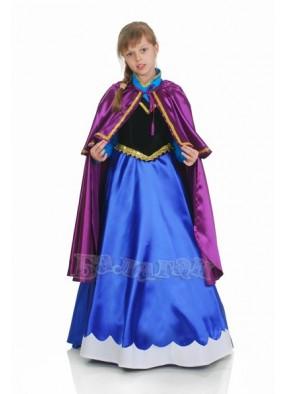 Детский костюм Анны из Холодного Сердца