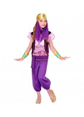 Детский костюм арабской красавицы