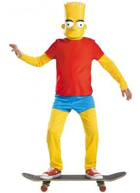 Детский костюм Барта Симпсона