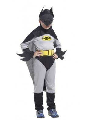 Детский костюм бесстрашного Бэтмена