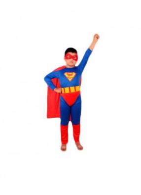 Детский Костюм бесстрашного Супермена