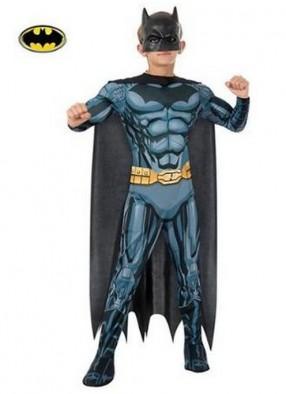 Детский костюм Бэтмена с мышцами фото