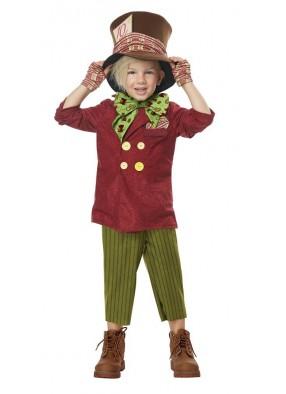 Детский костюм безумного шляпника Люкс