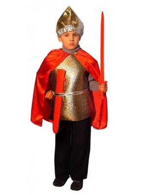 Детский костюм богатыря