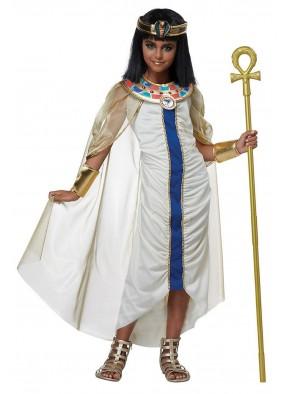 Детский костюм царицы Египта Клеопатры