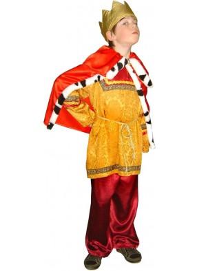 Детский костюм царя