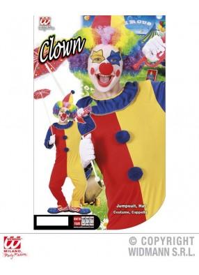 Детский костюм циркового клоуна