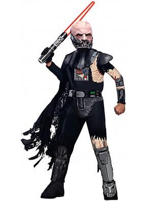 Детский костюм Дарт Вейдера после битвы