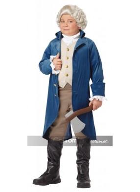 Детский костюм Джорджа Вашингтона