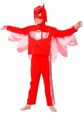 Детский костюм героя в красном