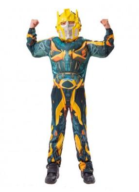Детский костюм гигантского Бамблби