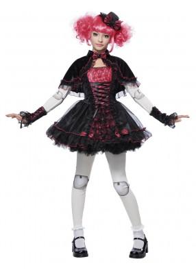 Детский костюм Готичной Куклы