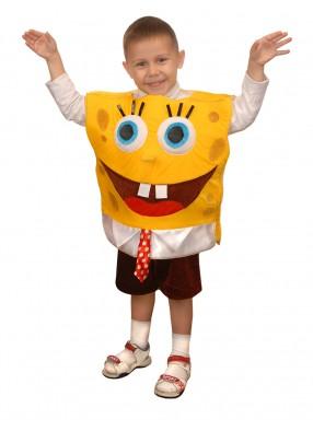 Детский костюм Губки Бопа