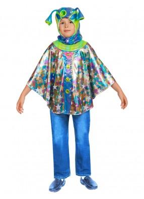 Детский костюм инопланетянина-пришельца