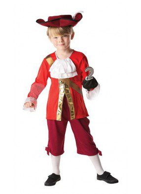 Детский костюм капитан Хук